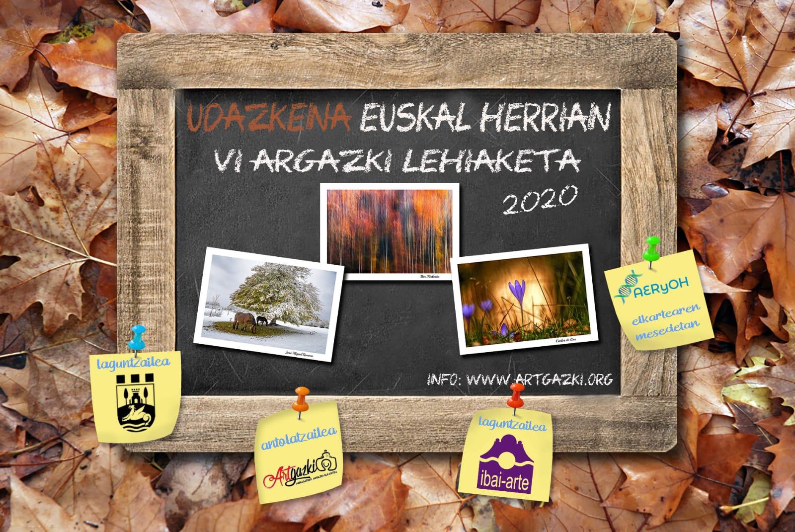 Udazkena Euskal Herrian 2020 / El Otoño en Euskal Herria 2020